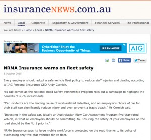 Insurance News Article